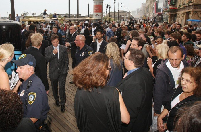 Boardwalk Empire premiere