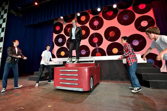 OCTC's Junior Theatre Company finishes up fun romp with 'Grease'