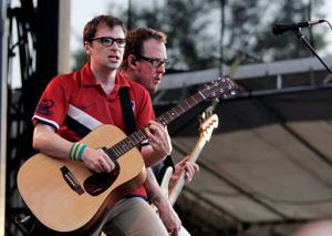 Music Review: Weezer stays the course with passable 'Hurley'