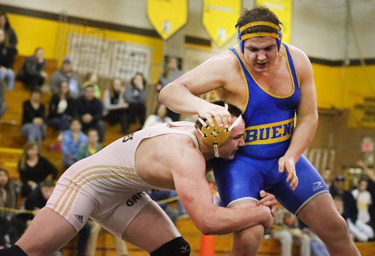 Saturday District 32 Wrestling