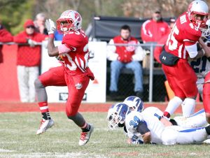 St. Joe vs Hammonton football