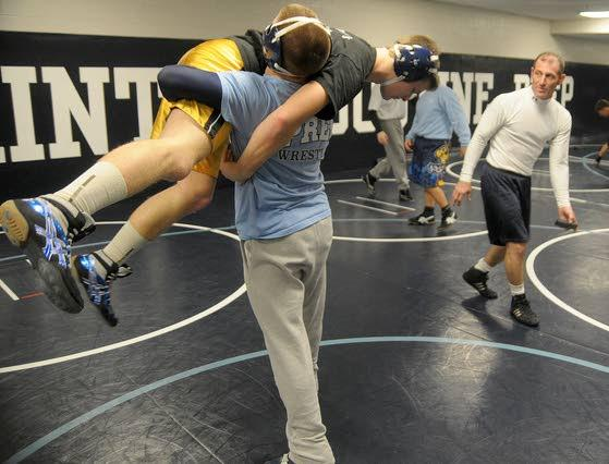 New wrestling weight classes weighing on some schools