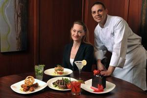 Calling Fish, Steak LoversMcCormick & Schmick's keeps seafood focus but beefs up menu