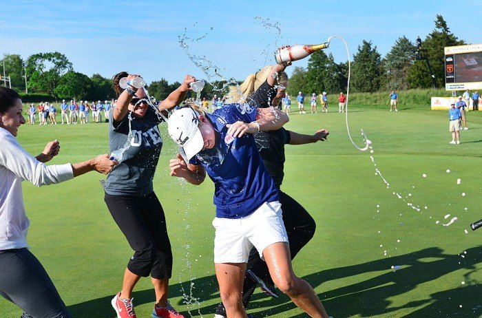 Staff photos from Final Round of the ShopRite LPGA Classic