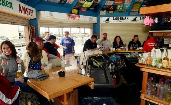 Springfield Inn celebrates its 40th season in Sea Isle