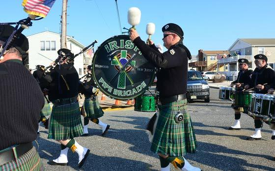 Jolly Green Celebration: South Jersey goes all out to celebrate St. Patty's Day