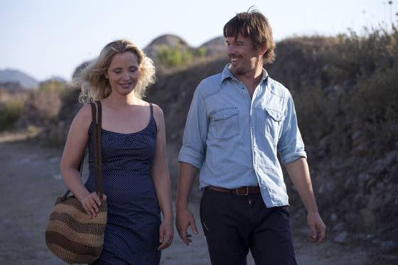 Hawke, Delpy pitch-perfect in 'Midnight'