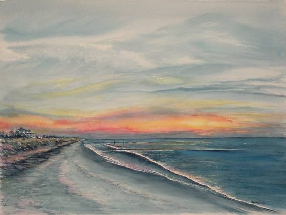 Artists show Cape May work at Harbor Gallery
