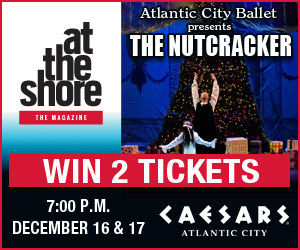 At the Shore Atlantic City Ballet presents The Nutcracker