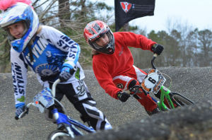 Photo gallery of EHT BMX racing