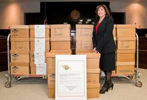 Cape May County opens up food drive to restock pantries