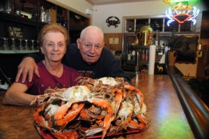 Babe's brings crabs and country together