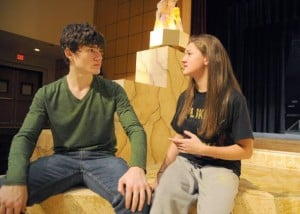 Absegami's Emanon Players put new spin on Shakespeare's 'Julius Caesar'