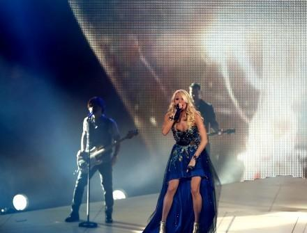 Grammy Award winnerCarrie Underwood