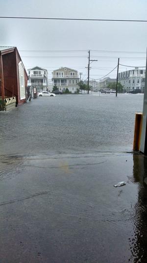 Ocean City Flooding