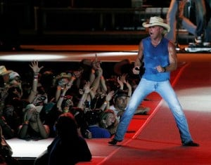 Crowds expected as Wildwood hosts Chesney show today