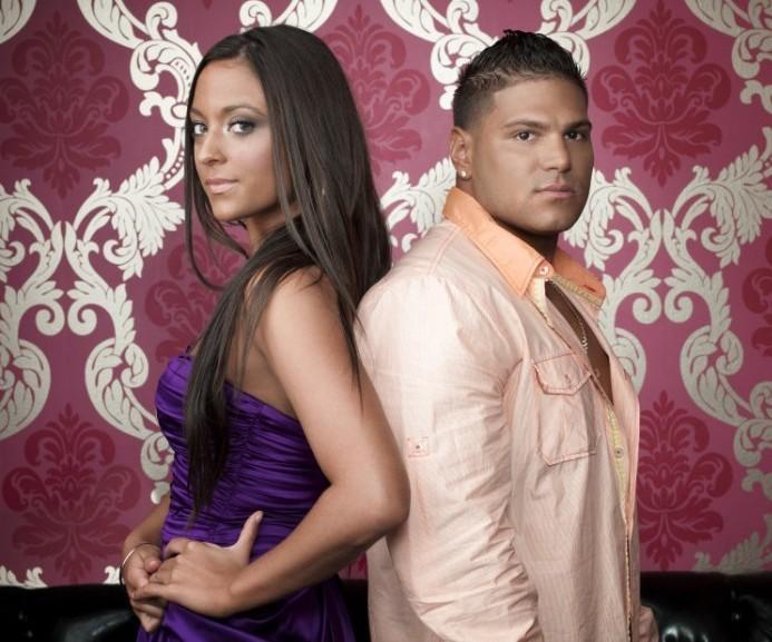 'Jersey Shore' Sammi and Ronnie