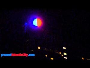 Light ball at Revel