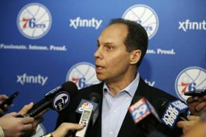 New GM DiLeo wants to push 76ers deeper into statistical analysis