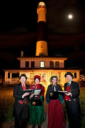 Caroling group