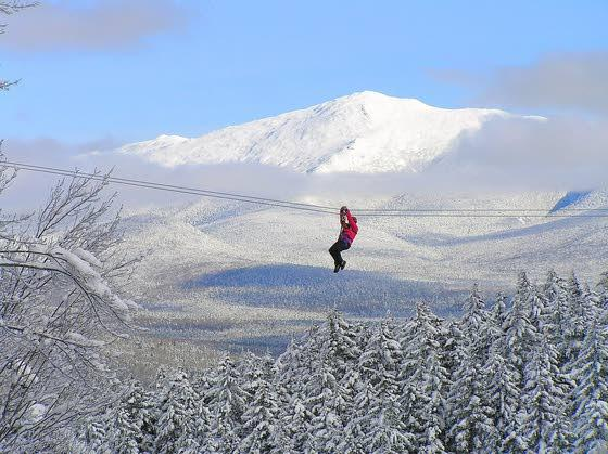 New England ski resorts aren't just for skiing anymore