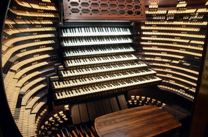 boardwalk hall organ