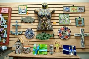 Ocean City woman crafts career out of passion for mosaics