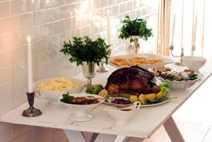 The best-laid Thanksgiving table