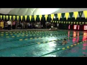 Mainland vs. Kinnelon: 100 breaststroke