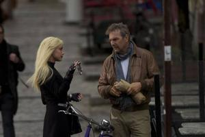Film: '3 Days to Kill' actress makes sure her voice is heard