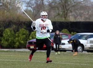 My life: Ocean City senior lacrosse captain Kevin Wiesner