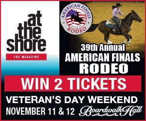 At the Shore American Rodeo finals