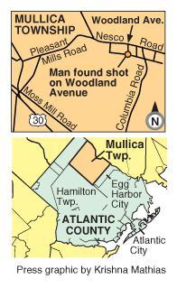 Mullica murder map