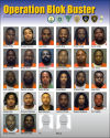Authorities arrest four more alleged 800 Blok Atlantic City gang members