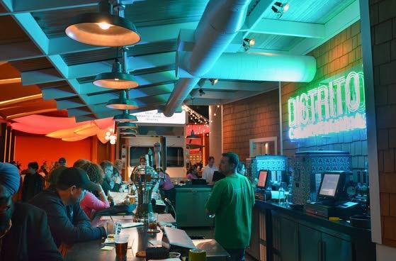 Three Revel restaurants open to big crowds