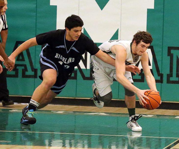 Mainlan boy basketball