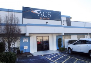 AC Slots Icon: AC Coin and Slot, off Decatur Avenue in Pleasantville, onJan. 4.  - Vernon Ogrodnek