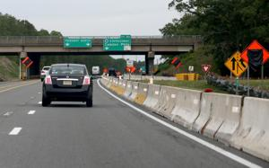 Southbound parkway entrance in EHT to close for repairs