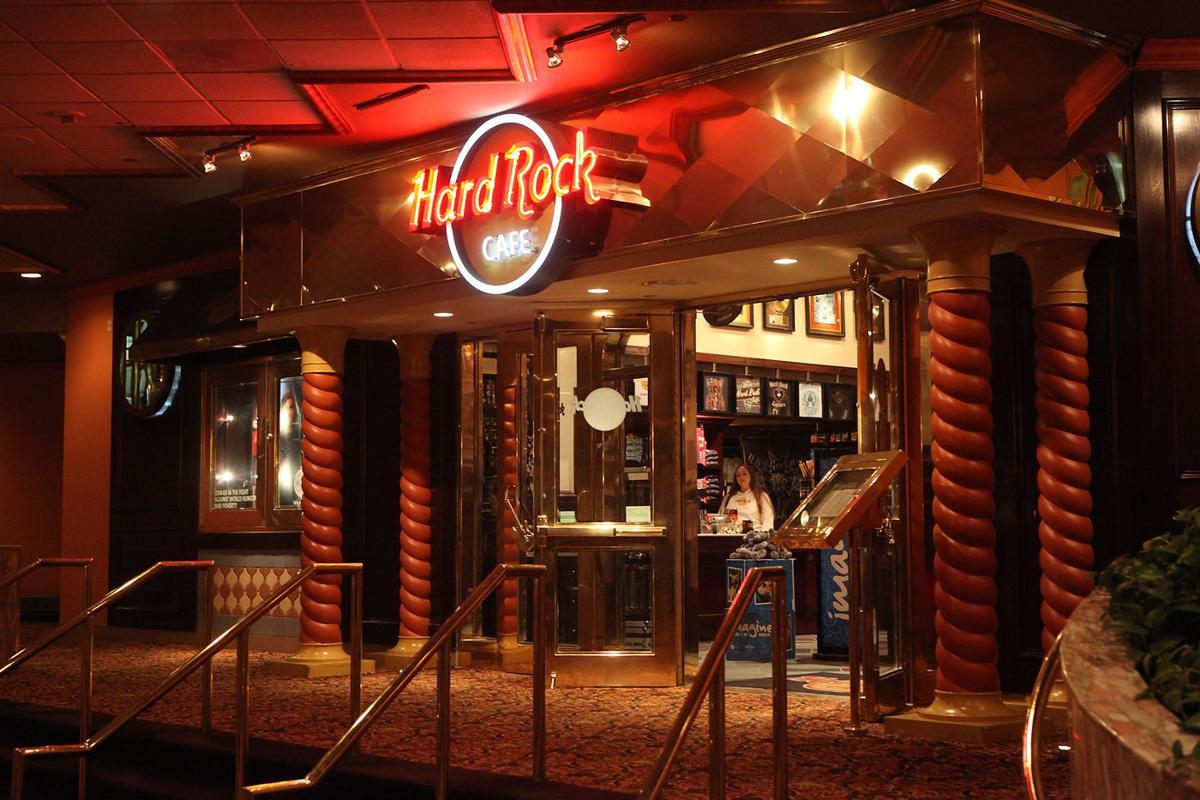 Hard Rock Cafe Chicago Parking