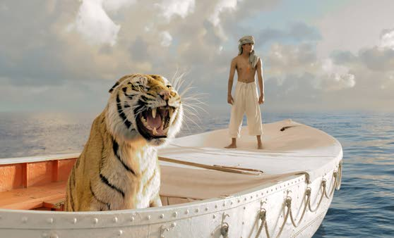 Director Ang Lee's 'Life of Pi' is inspiring 3-D art