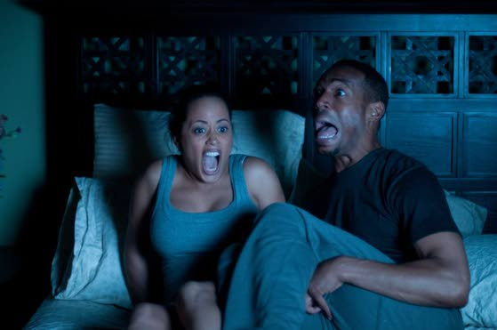 Wayans' 'Haunted House'  wears out one good joke