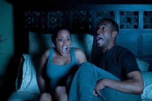 Wayans' 'Haunted House'  wears out one good joke