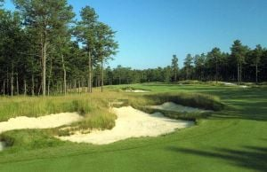 Hidden Creek: The No. 12 hole at Hidden Creek