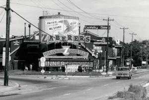 A Look Back at Zaberers Restaurant