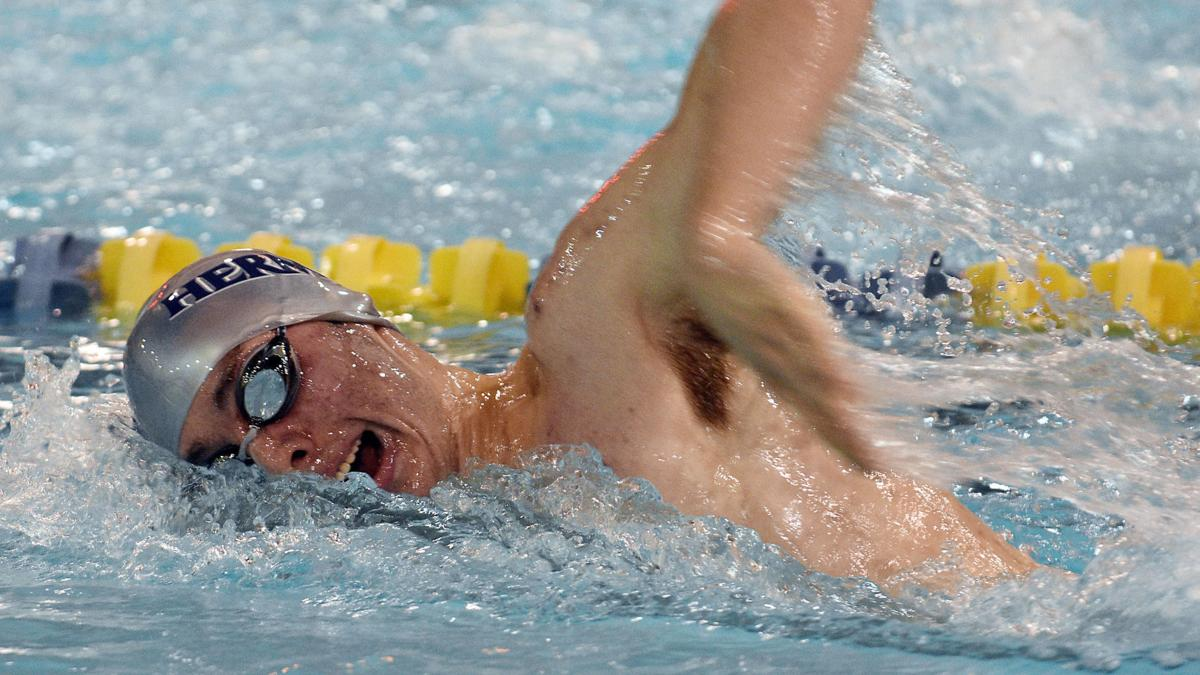 St. Augustine wins state swimming title