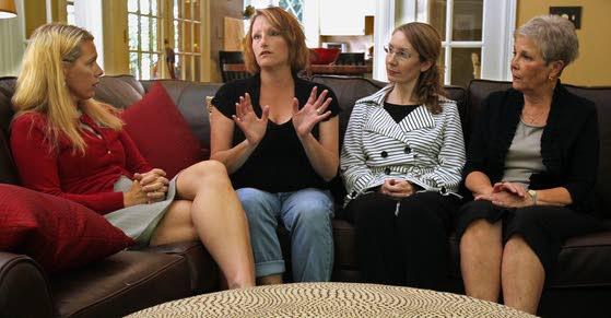 Parish nurses help guide faithful to path of wellness