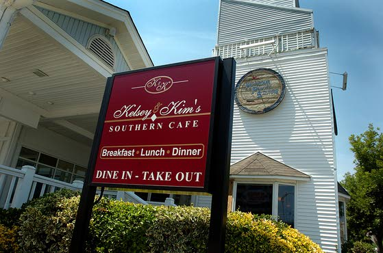 Southern hospitality, good food found at Kelsey and Kim's