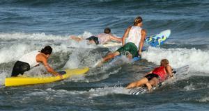 County Lifeguards