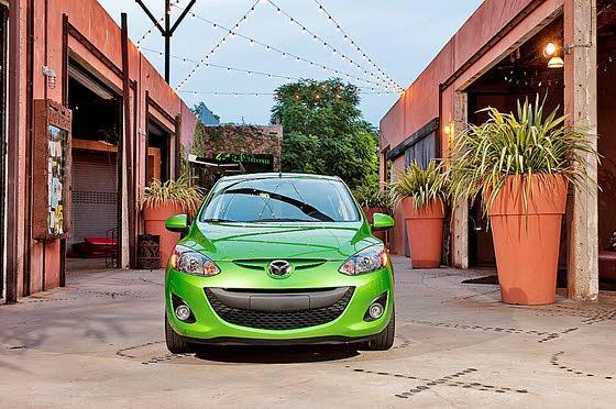 2013 Mazda2: Zoom-Zoom Lightly