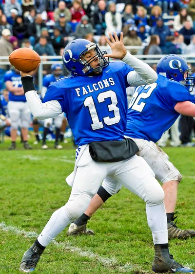 Two sophomores power Oakcrest into South Jersey Group IV football final